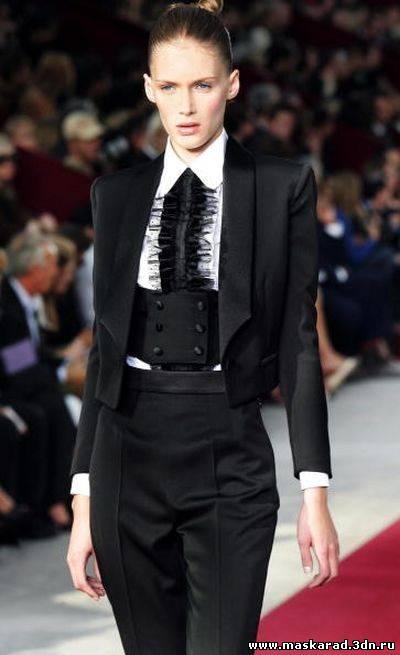 Женская Одежда Ив Сен Лоран
