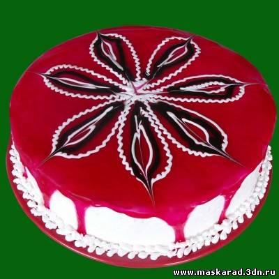 торт кармен фото рецепт